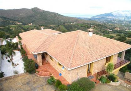 Villa - Detached, La Mairena Costa del Sol Málaga R2441963 31