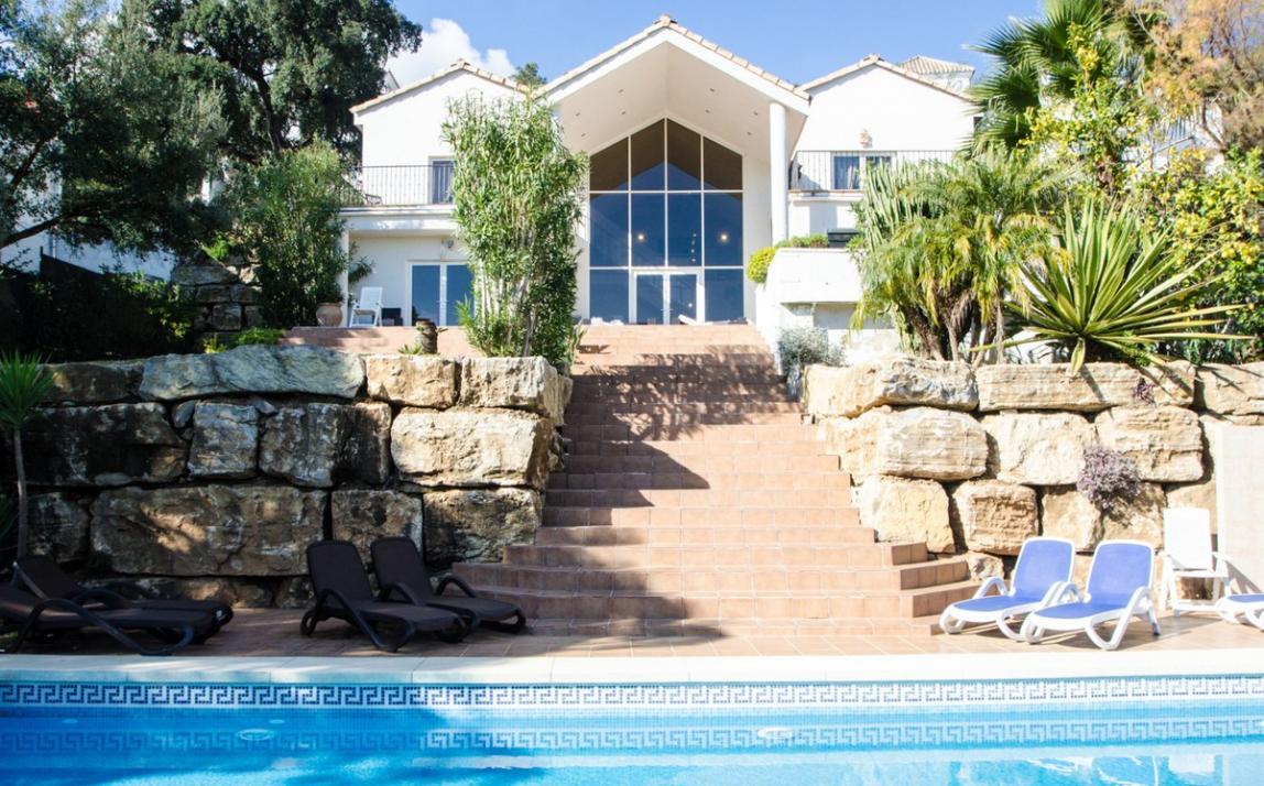 Villa - Detached, La Mairena Costa del Sol Málaga R2589626 2