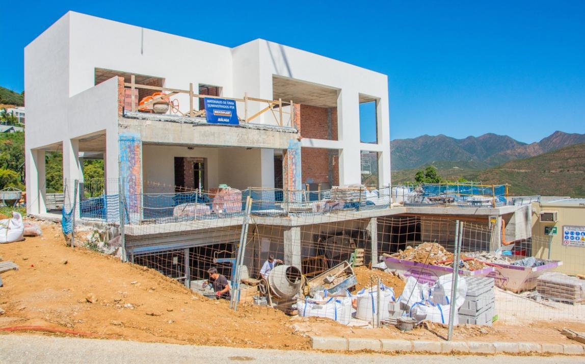 Villa - Detached, La Mairena Costa del Sol Málaga R2736815 1
