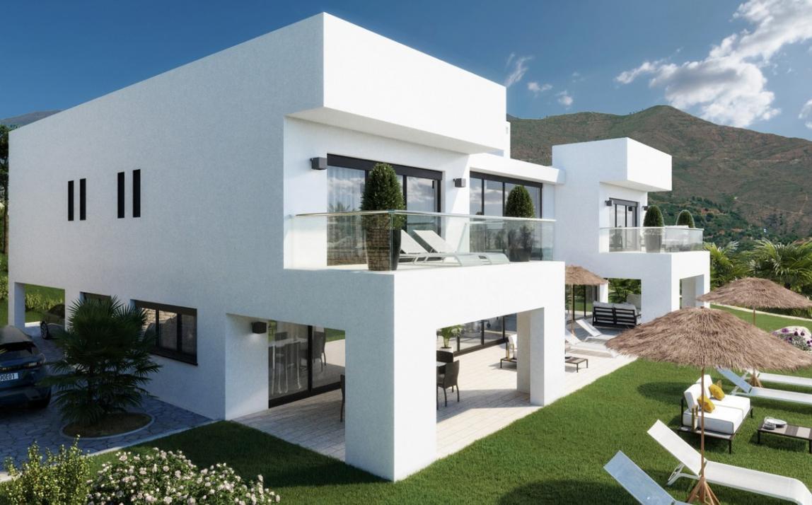 Villa - Detached, La Mairena Costa del Sol Málaga R3041024 3