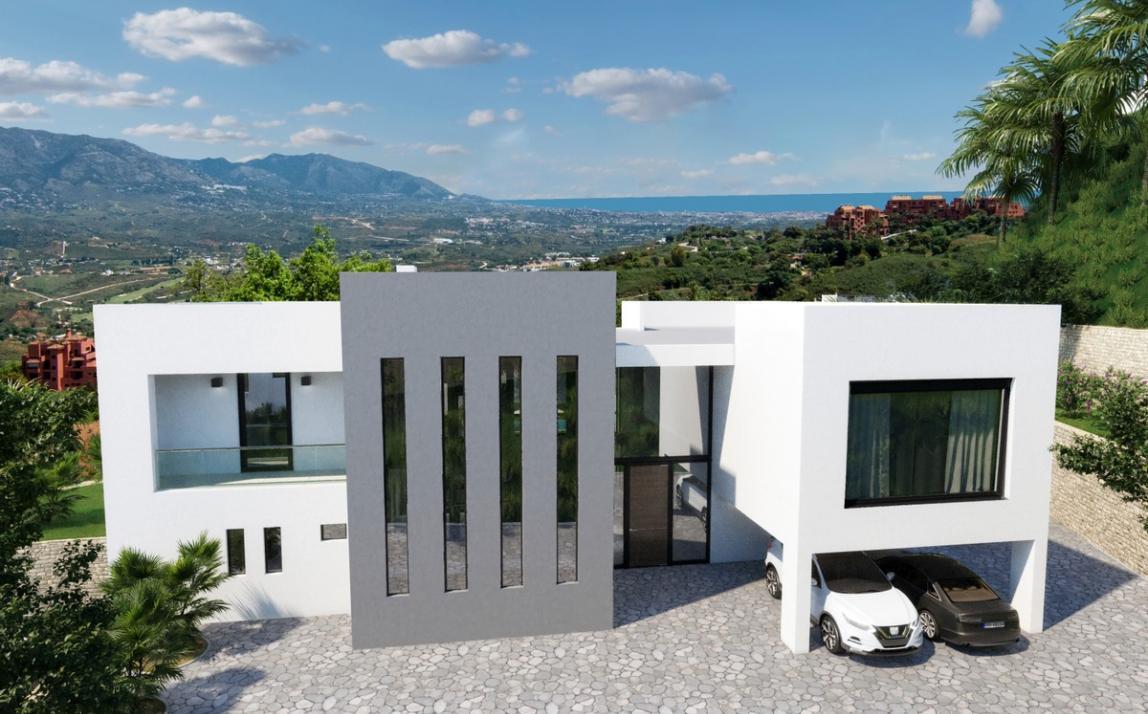 Villa - Detached, La Mairena Costa del Sol Málaga R3041024 4
