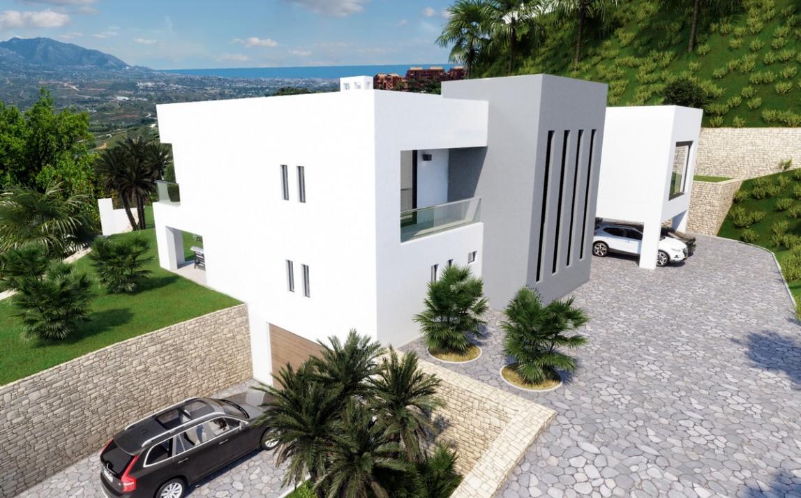 Villa - Detached, La Mairena Costa del Sol Málaga R3041024 5