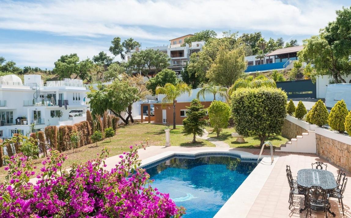 Villa - Detached, La Mairena Costa del Sol Málaga R3050344 8
