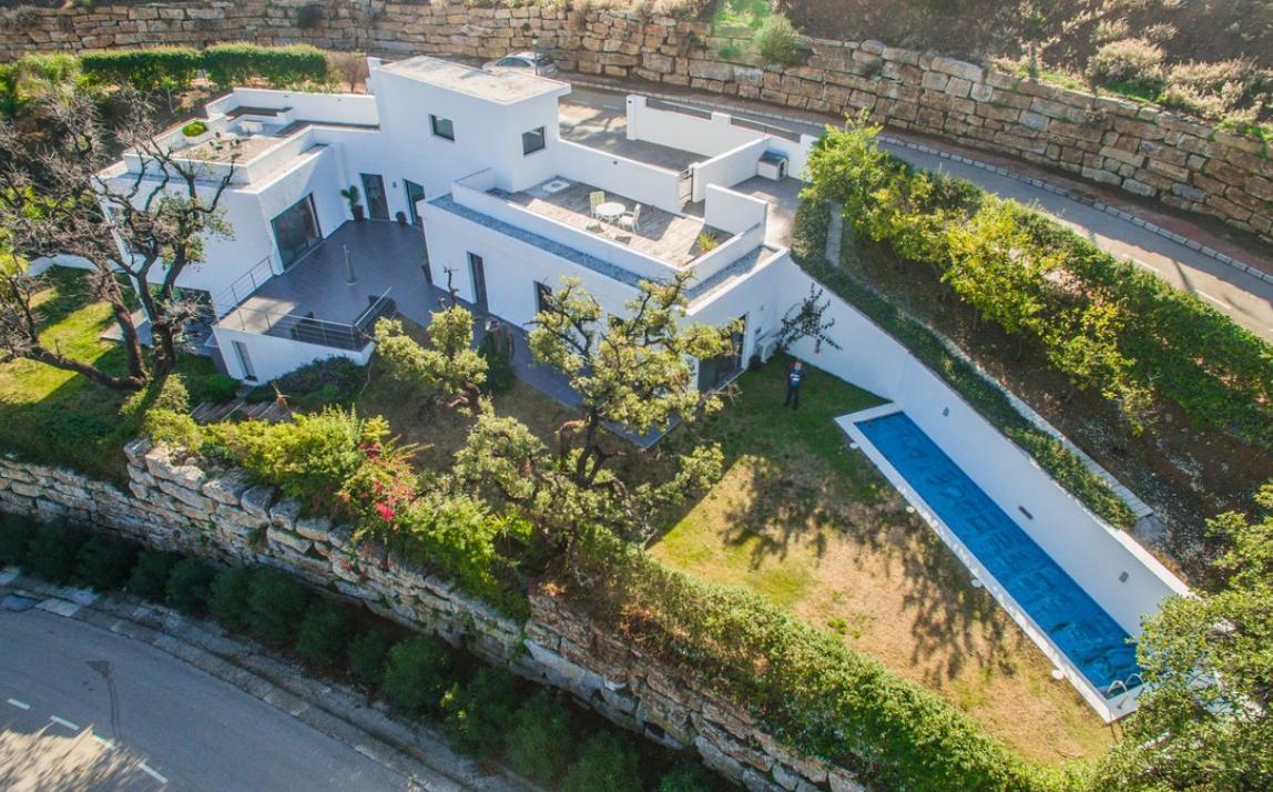 Villa - Detached, La Mairena Costa del Sol Málaga R3255361 1