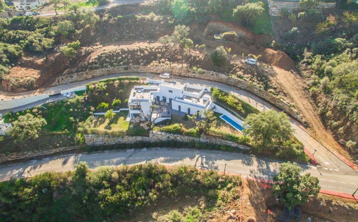 Villa - Detached, La Mairena Costa del Sol Málaga R3255361 32