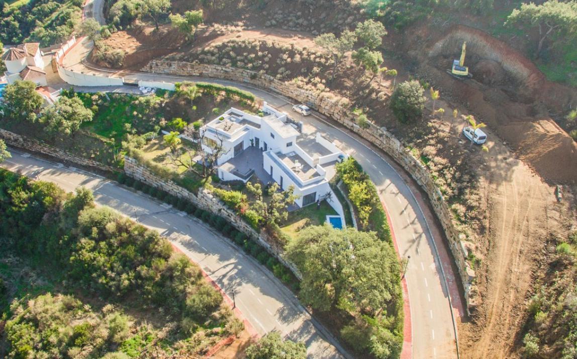 Villa - Detached, La Mairena Costa del Sol Málaga R3255361 36