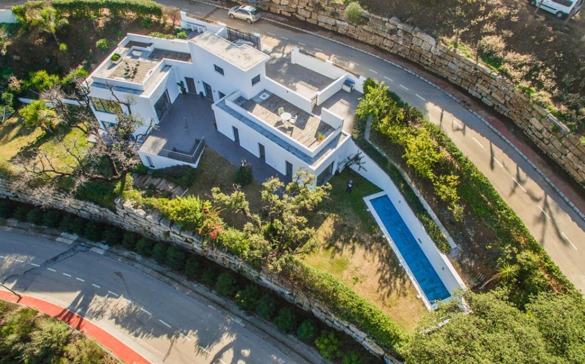 Villa - Detached, La Mairena Costa del Sol Málaga R3255361 38