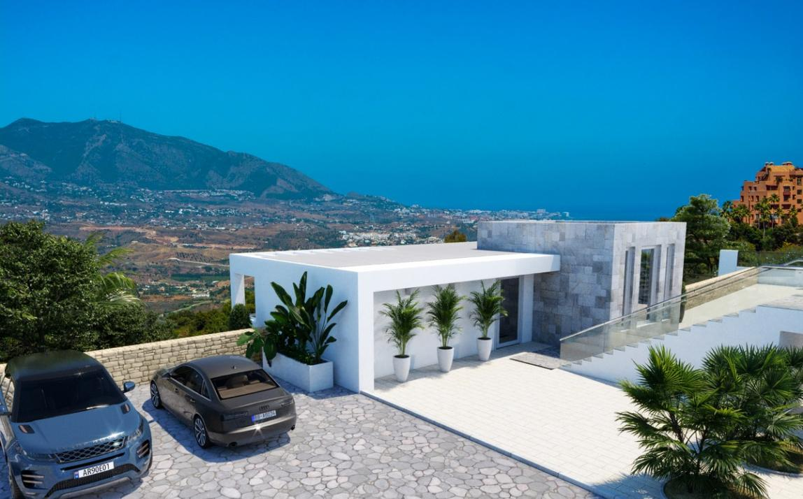 Villa - Detached, La Mairena Costa del Sol Málaga R3498643 4