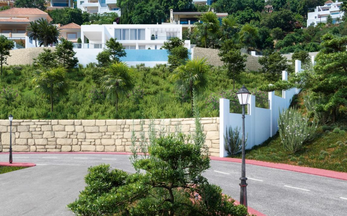 Villa - Detached, La Mairena Costa del Sol Málaga R3498643 5