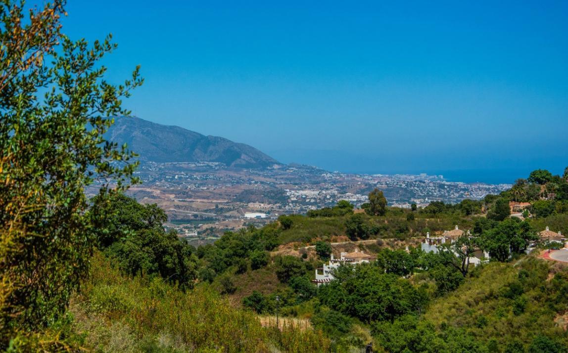 Villa - Detached, La Mairena Costa del Sol Málaga R3498643 14