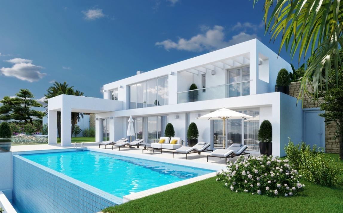 Villa - Detached, La Mairena Costa del Sol Málaga R3498643 1