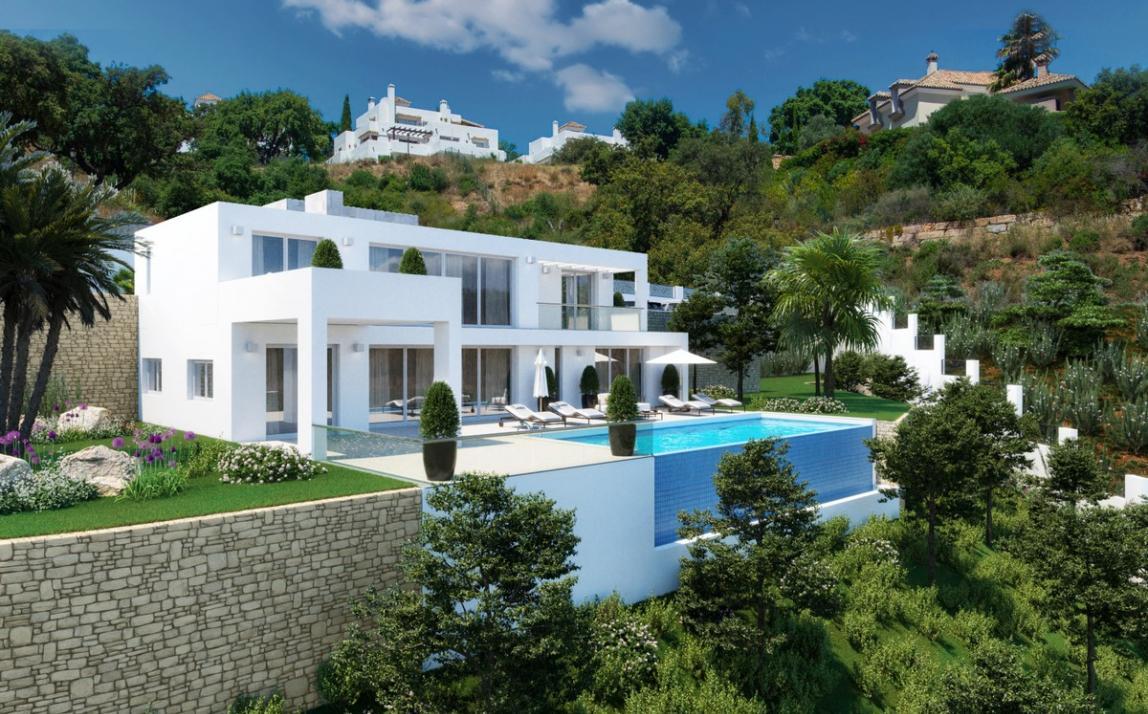 Villa - Detached, La Mairena Costa del Sol Málaga R3498643 2