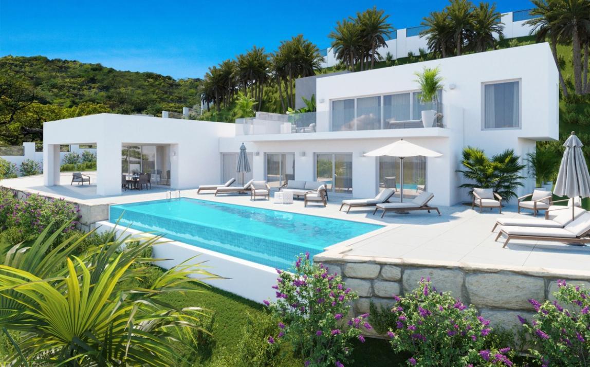 Villa - Detached, La Mairena Costa del Sol Málaga R3865813 1