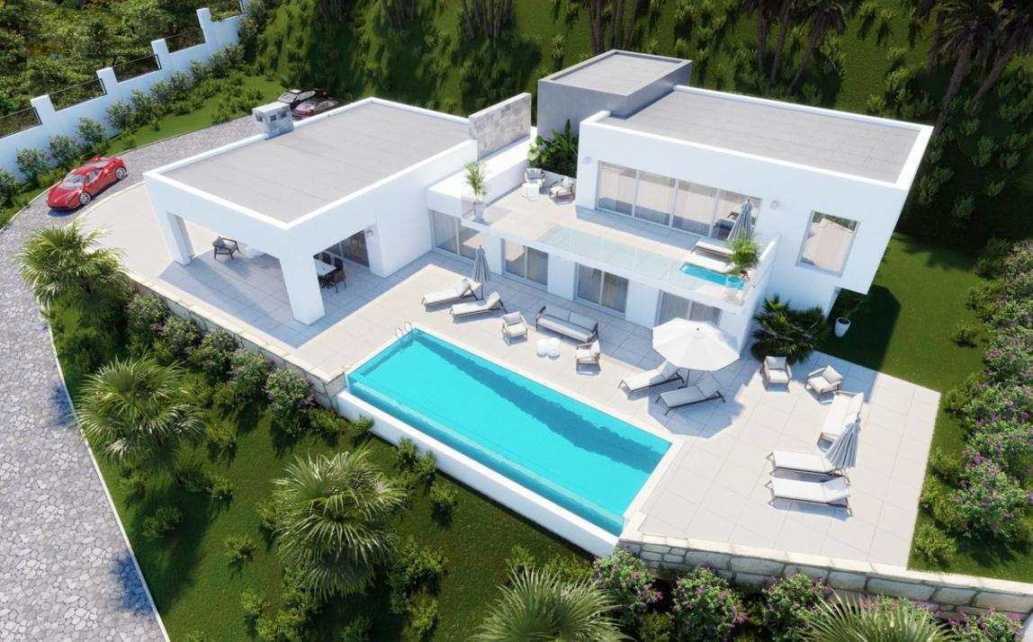 Villa - Detached, La Mairena Costa del Sol Málaga R3865813 2