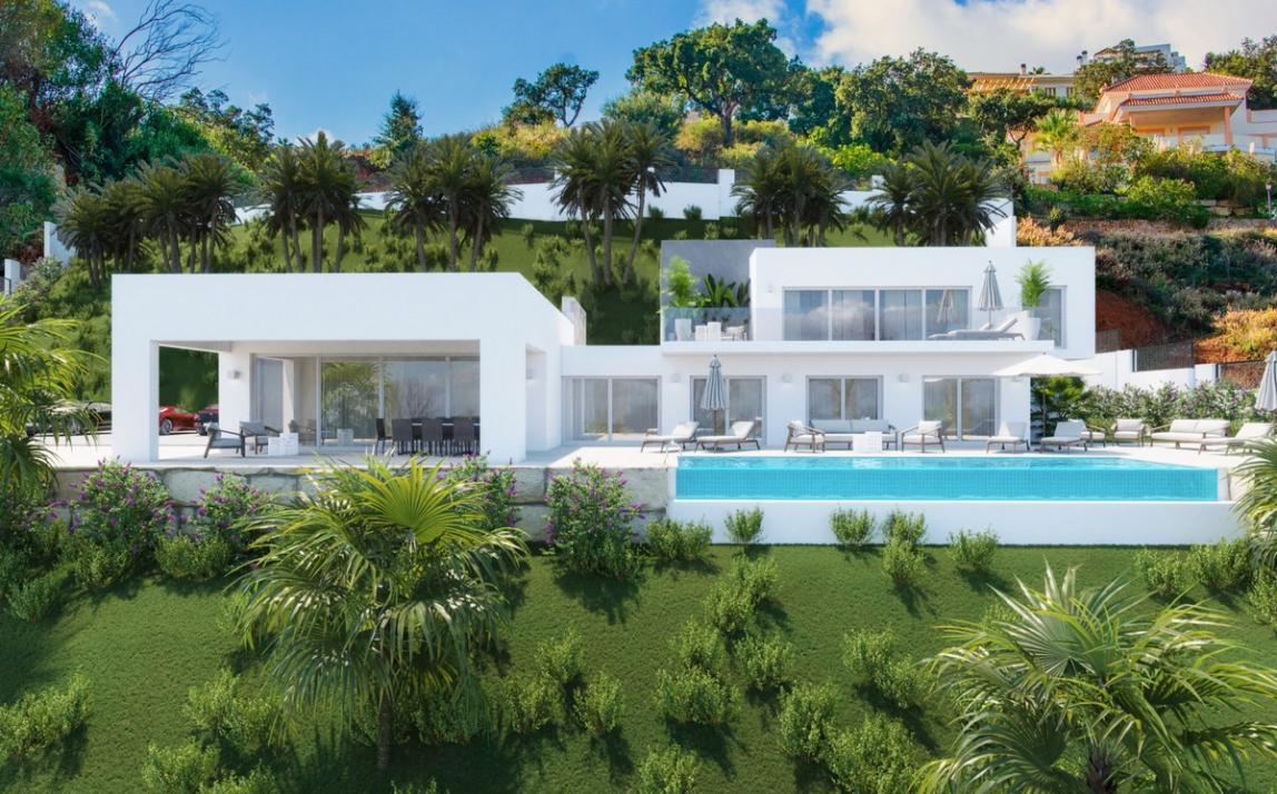 Villa - Detached, La Mairena Costa del Sol Málaga R3865813 3
