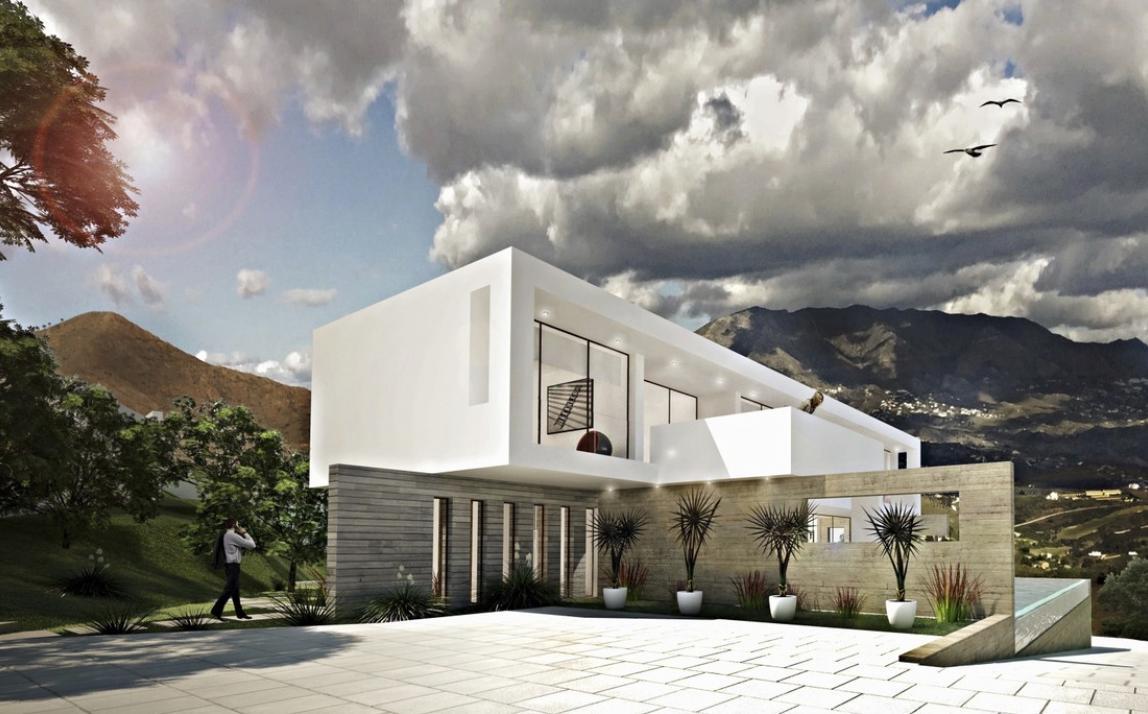 Villa - Detached, La Mairena Costa del Sol Málaga R3895192 2