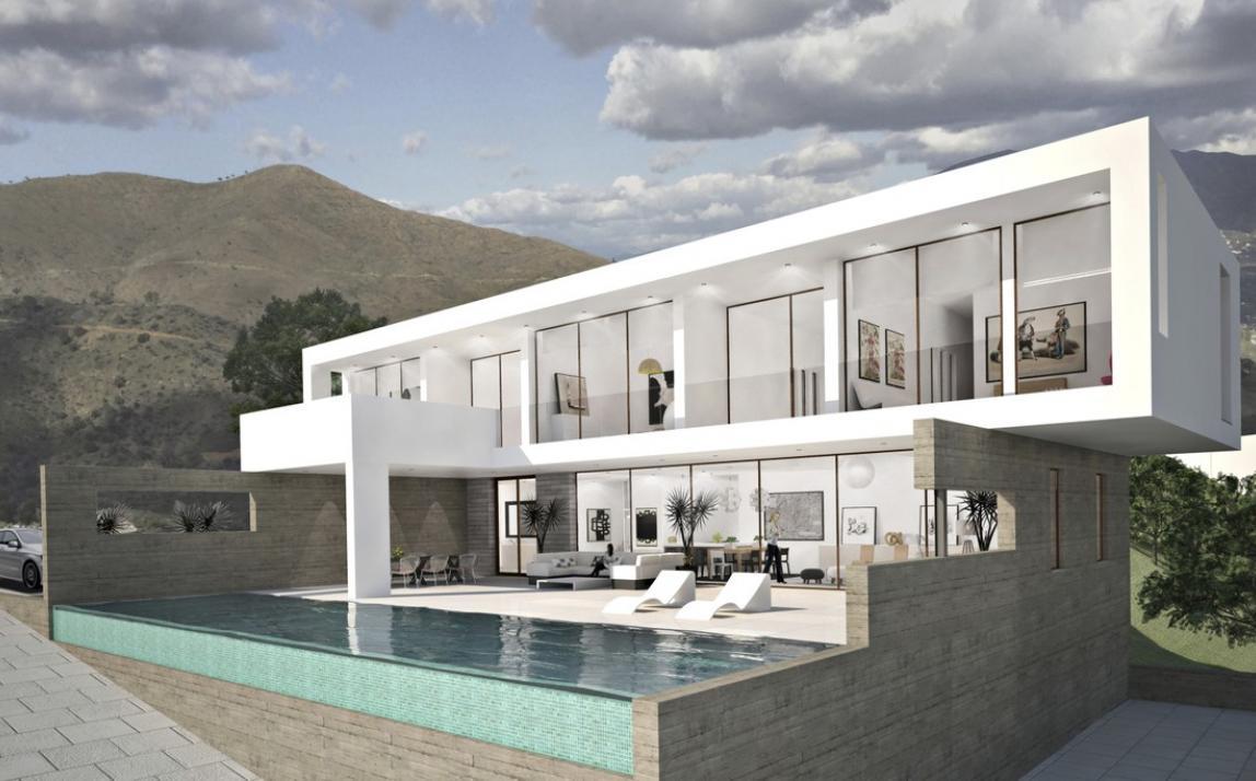 Villa - Detached, La Mairena Costa del Sol Málaga R3895192 6