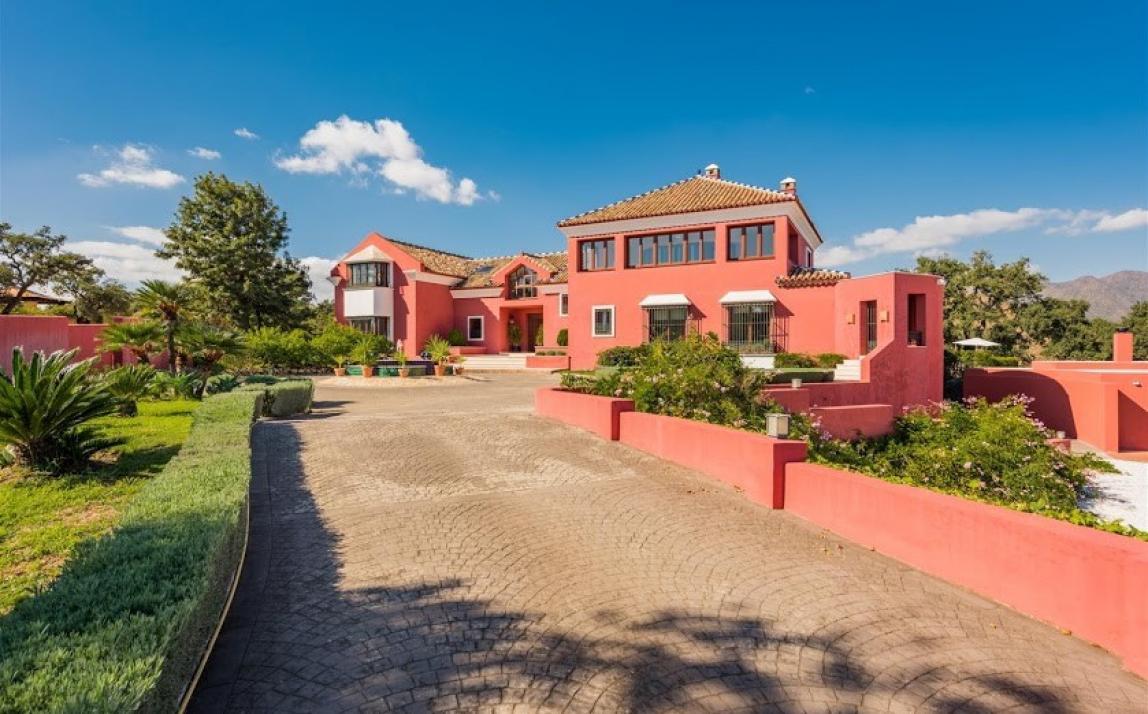 Villa - Detached, Ojén Costa del Sol Málaga R3792544 3