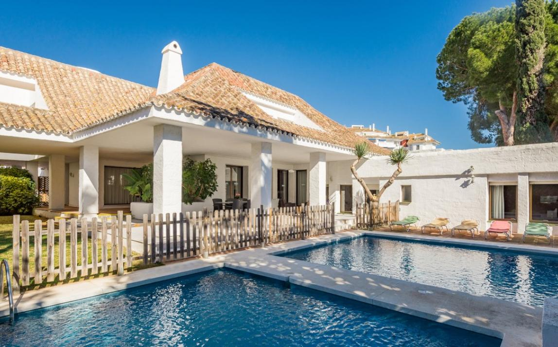 Villa - Detached, Puerto Banús Costa del Sol Málaga R3470608 2