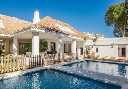 Villa - Detached, Puerto Banús Costa del Sol Málaga R3470608 20
