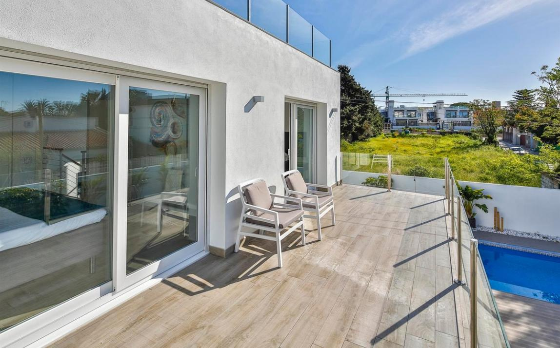 Modern villa for sale The Golden Mile Marbella R3166873 51