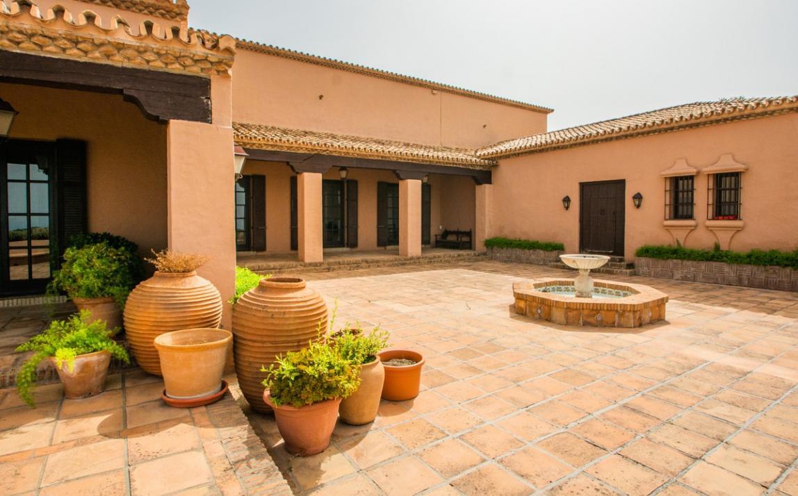 Villa - Finca, La Mairena Costa del Sol Málaga R3895687 6