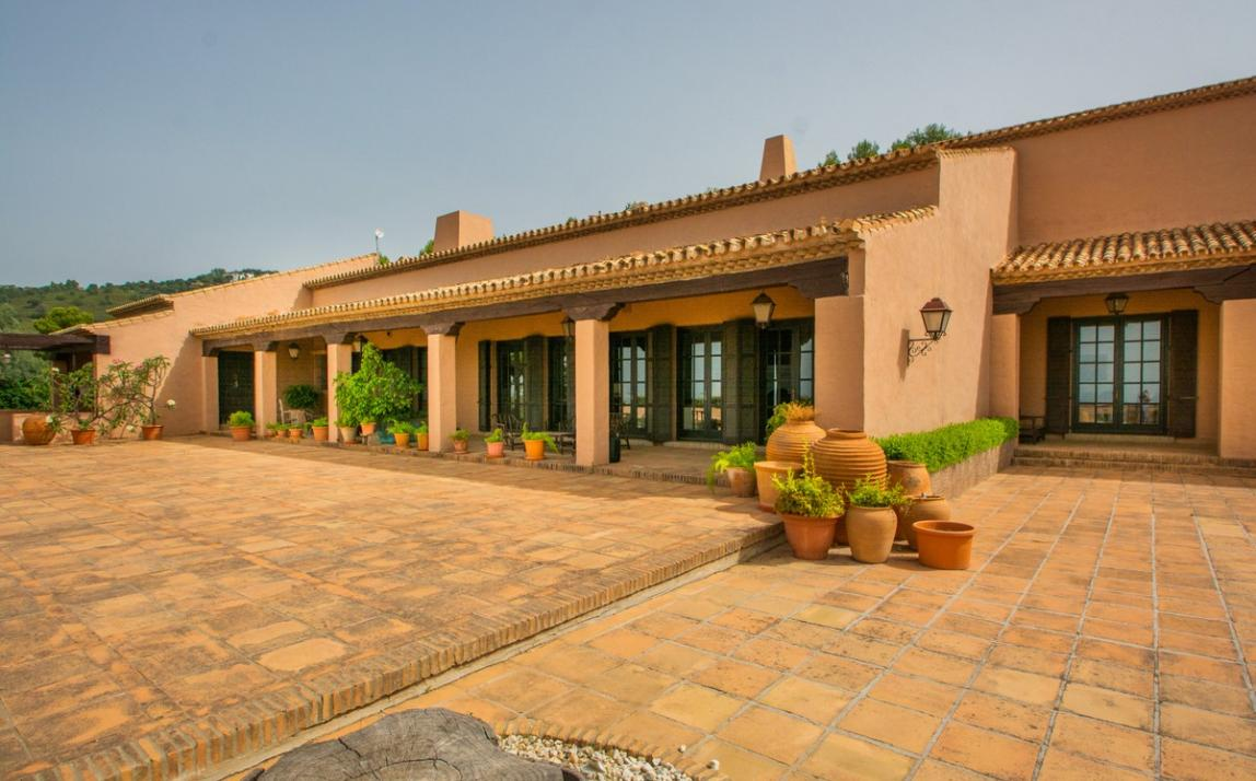Villa - Finca, La Mairena Costa del Sol Málaga R3895687 7
