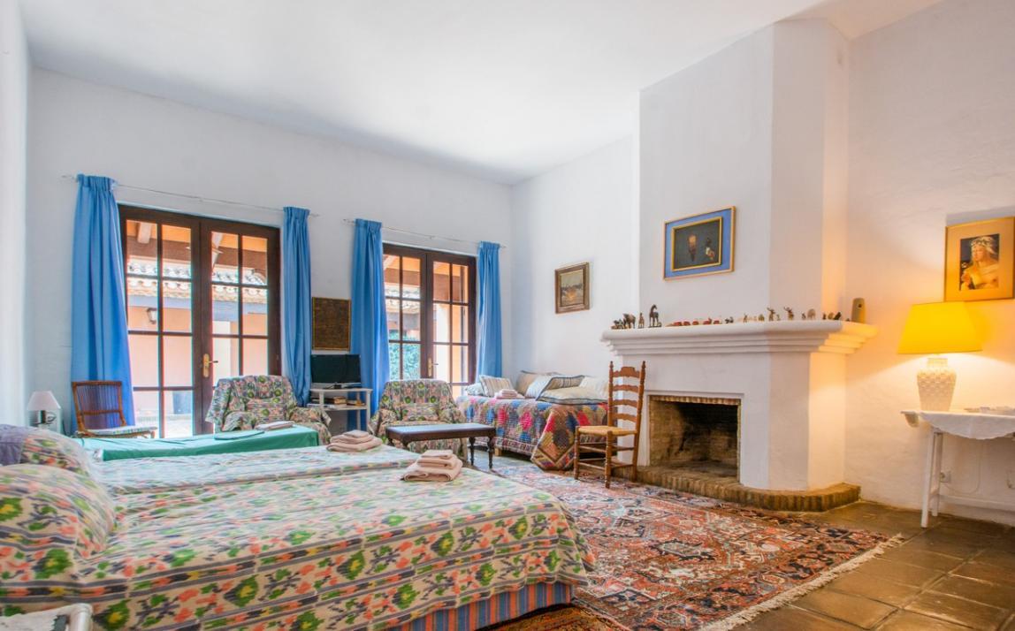 Villa - Finca, La Mairena Costa del Sol Málaga R3895687 9