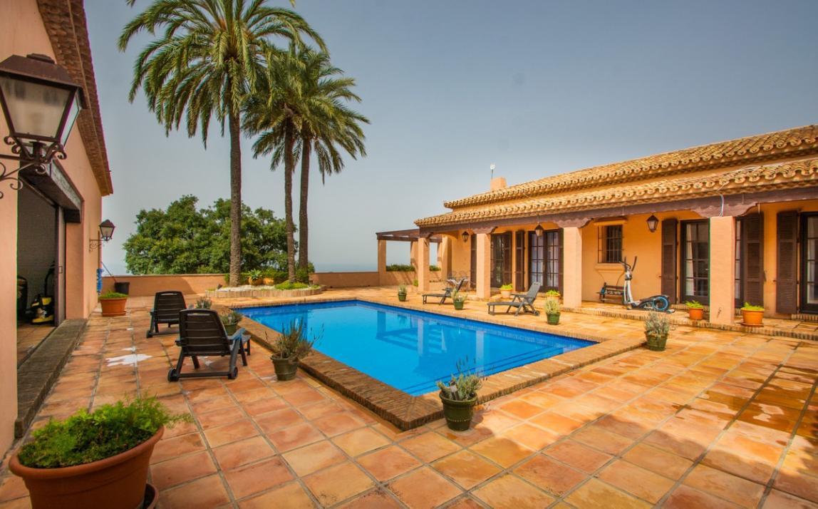 Villa - Finca, La Mairena Costa del Sol Málaga R3895687 26