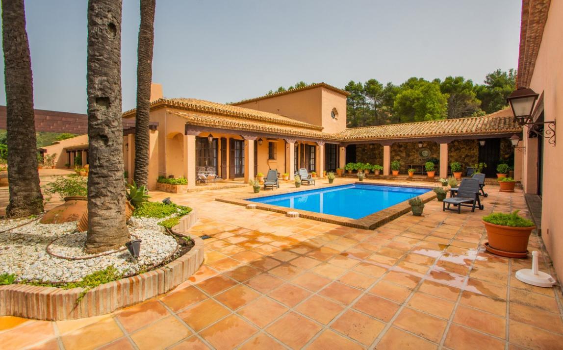 Villa - Finca, La Mairena Costa del Sol Málaga R3895687 27