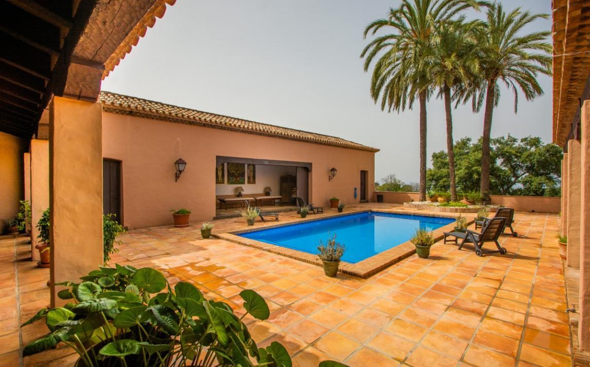 Villa - Finca, La Mairena Costa del Sol Málaga R3895687 28
