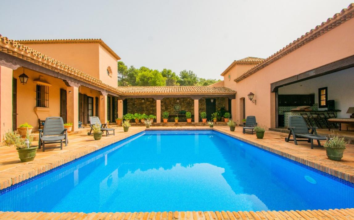 Villa - Finca, La Mairena Costa del Sol Málaga R3895687 29