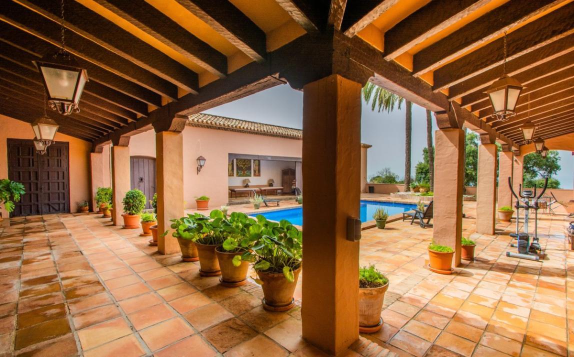 Villa - Finca, La Mairena Costa del Sol Málaga R3895687 30